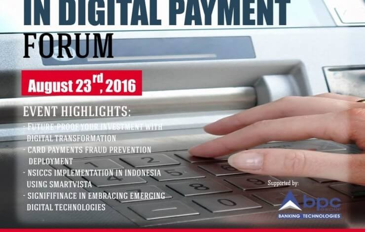 Transformation In Digital Payment Forum With BPC Banking Technologies